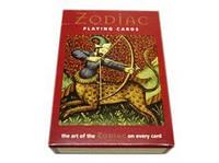 Карты игральные Piatnik Zodiac, Bridge' 55 листов