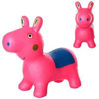 Детский резиновый прыгун Свинка Пеппа MS 0327-1