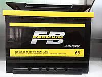 Акумулятор автомобільний 65 FB Premium