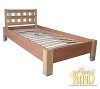 """Кровать для подростков """"Керл 2"""" КМ 113"""