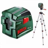 Bosch Лазерный нивелир Bosch PCL 10 SET