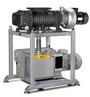 Вакуумные системы серии CBL на базе пластинчато-роторных и двухроторных насосов.Производитель DVP (Италия).