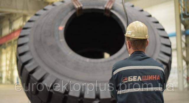 Белшина вводит в производство огромных 63-дюймовых колес