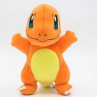 Мягкие плюшевые игрушки Покемон Charmander 18 см., фото 1