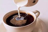 Алмазная мозаика Кофе с молоком 30 х 20 см (арт. FS410)