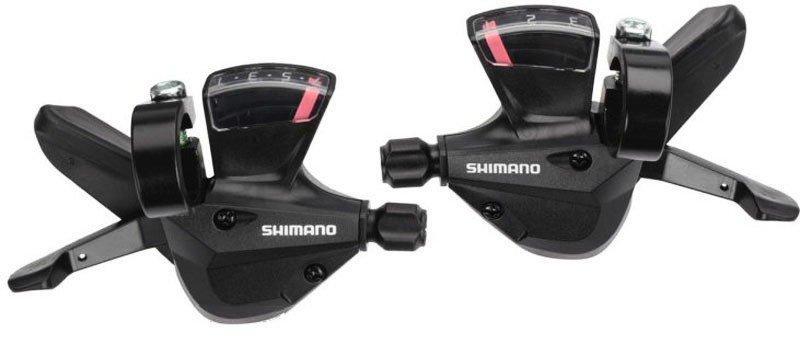 Переключатели Shimano ALTUS SL-M310 , пара 3+7 скоростей +тросики