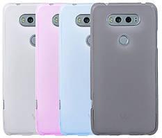 Силиконовый чехол для LG V30