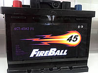 Акумулятор автомобільний 45 Fire Ball