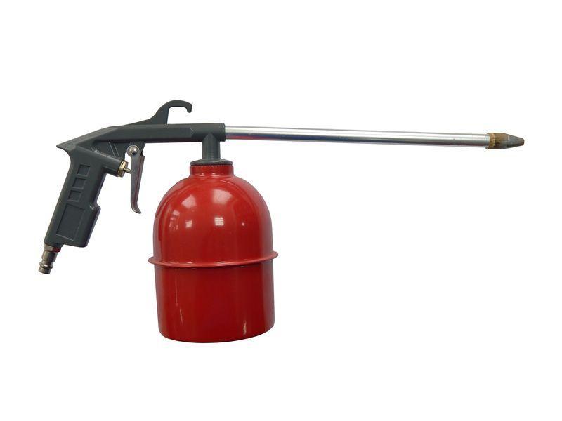 Пневмопистолет для мойки двигателя