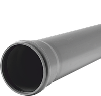 Трубы ПВХ для внутренней канализации 110х1,8 L=1000