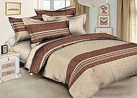 Комплект постельного белья  ренфорс евро