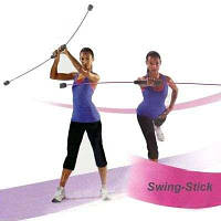 Бодибар, гимнастическая палка Crivit Swing Stick