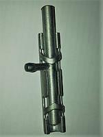 Шпингалет малый никель 14х75