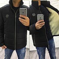 """Зимняя мужская куртка """"FP"""""""