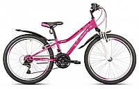 """Подростковый велосипед Intenzo Princess 24"""" 2018"""