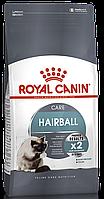 Корм для кошек Royal Canin Hairball Care для выведения волосных комочков