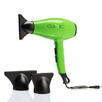 Профессиональный фен для волос GA.MA (ГАМА) CLASSIC Light Green (A11.CLASSIC.VR)