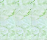 Панель пластиковая (панель ПВХ) Волна Зеленая лак 250х6000х5 мм.
