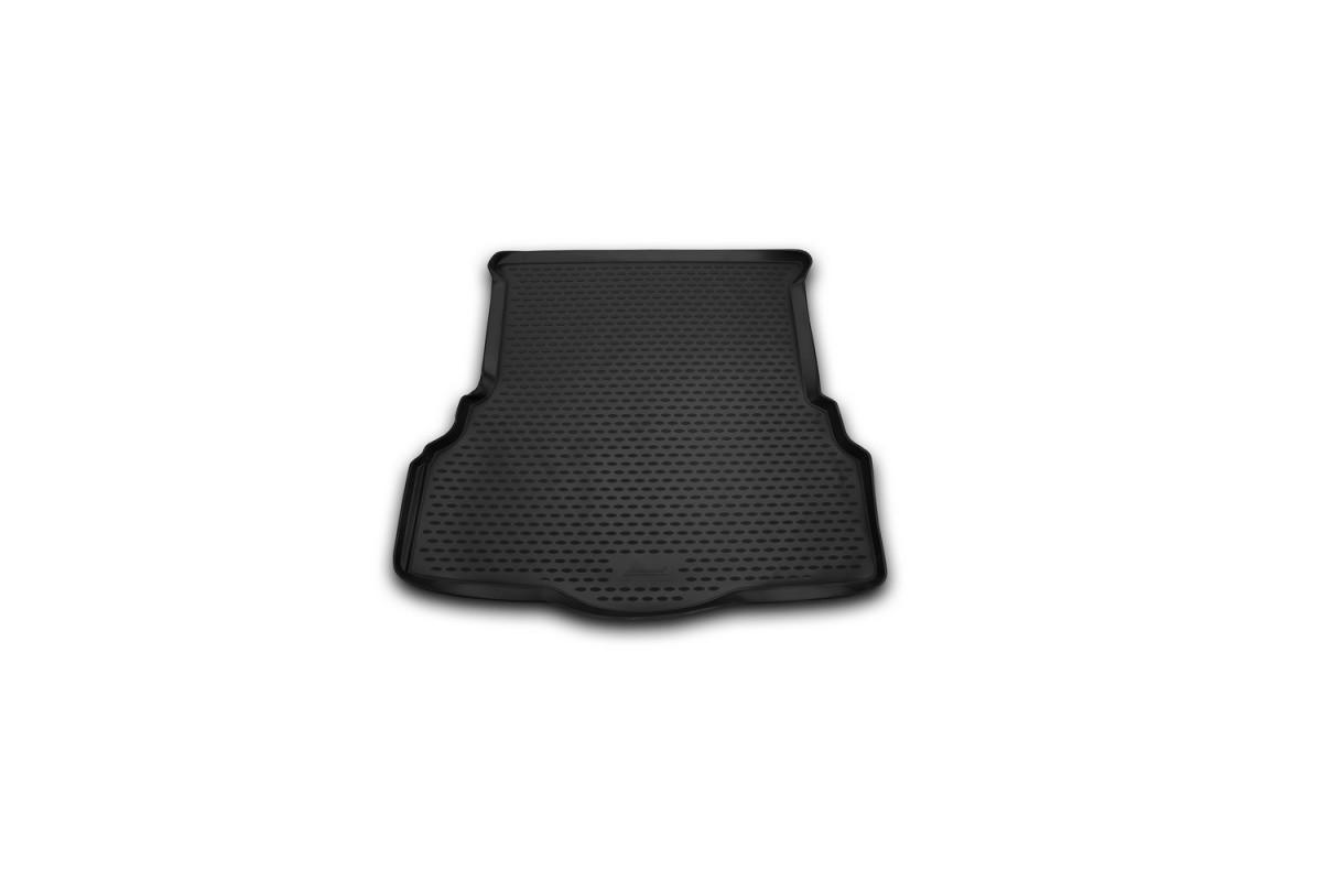Коврик в багажник для Ford Mondeo 01/2015-> сед. 1 шт. (полиуретан)  NLC.16.66.B10