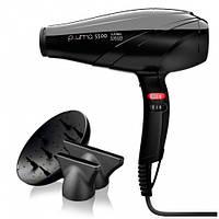 Фен для волос профессиональный GAMA (ГАМА) Pluma 5500 Oxy-Active Black (SH0901)