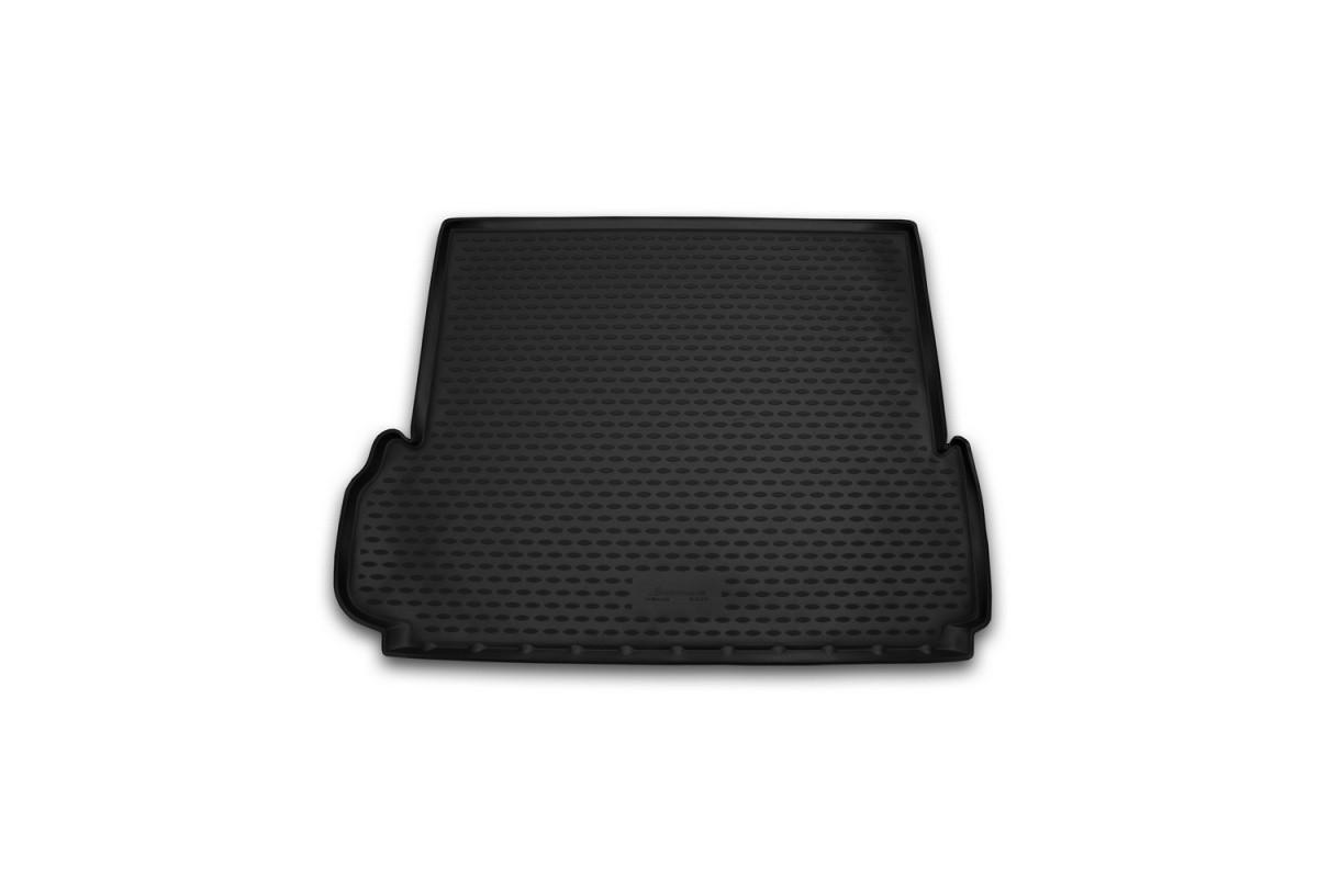 Коврик в багажник для Toyota Land Cruiser Prado 150 2013-> 7 мест внед. длин. 1 шт. (полиуретан)  NLC.48.76.G13