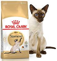 Royal Canin Siamese 38 Корм для взрослых кошек сиамской породы Основное питание, Для взрослых животных, Коты/кошки, Супер-премиум, Франция, 0.4 кг, Сухие корма