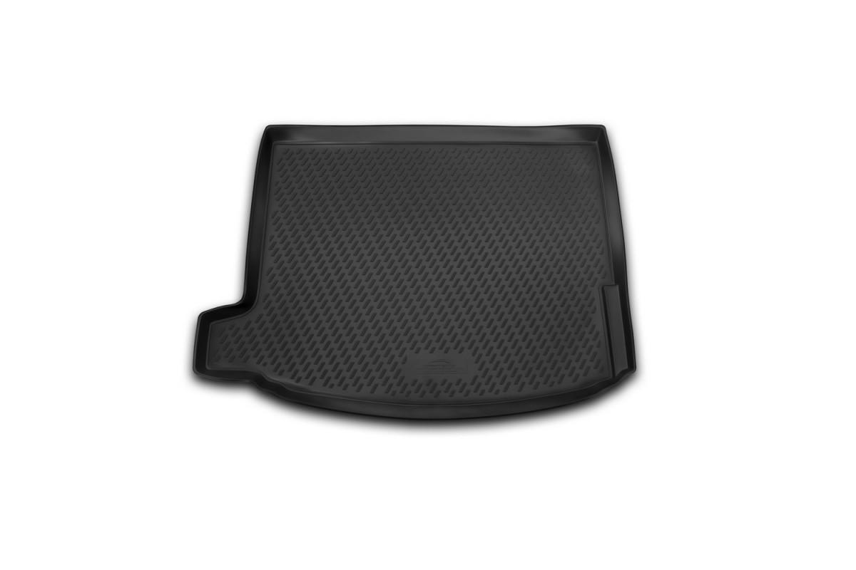 Коврик в багажник для Honda Civic 5D 01/2012-> хб. с сабвуфером 1 шт. (полиуретан)  CARHND00014