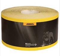 Наждачная бумага в рулоне MIRKA Mirox (желтая) 115мм*50м