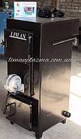 Твердотопливный пиролизный котел 12 кВт на дровах