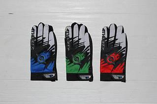 Перчатки трикотажные мужские спортивные
