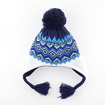 Детская флисовая шапка для мальчика