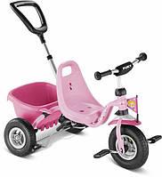 409 Трехколесный велосипед Puky CAT 1 L (2379, Принцесса Лилифи(Lillifi))