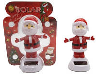 """Игрушка на солнечных батареях """"Танцующий Дед Мороз"""""""