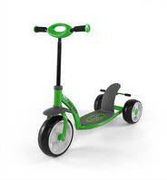 703 Самокат Milly Mally Scooter (Active) (зеленый(Green))