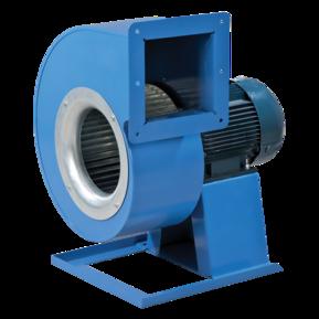 Центробежный вентилятор в спиральном корпусе ВЕНТС ВЦУН 250х127-1,5-6