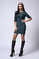 Ультра модное платье из замши