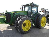 Трактор JOHN DEERE 8345R 2010 года, фото 1