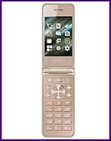 Телефон Sigma mobile X-Style 28 Flip (GOLD). Гарантия в Украине 1 год!