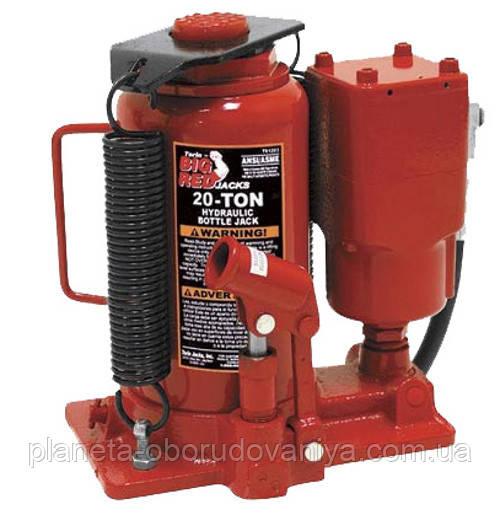 Домкрат бутылочный пневмо-гидравлический 20т 265-510 мм   TORIN  TQ20002