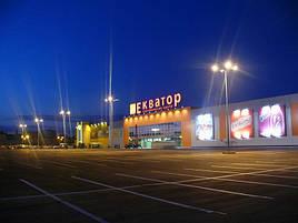 Проект ТРЦ в г. Полтава 5