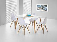 Стол обеденный прямоугольный Socrates (Halmar TM)
