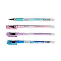 Ручка гелевая пиши-стирай Axent Student 1071AG-02-A-0119, синяя