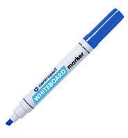 Маркер для доски Centropen Board 8569 (1-4,5 мм) клиноподобный, синий