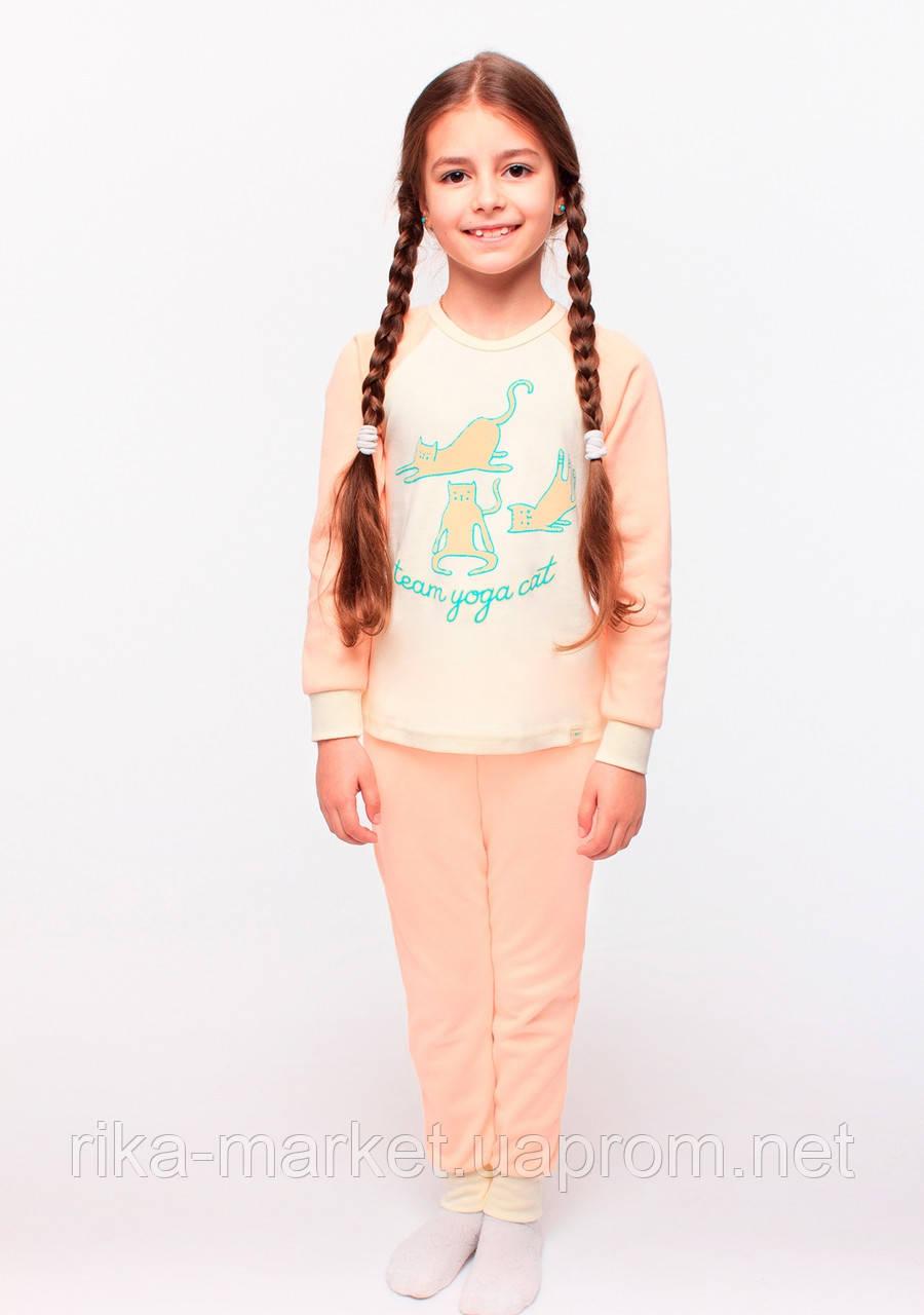 Пижама для девочки ТМ Смил 92 р. арт. 104365