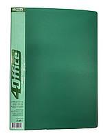 Папка на 10 файлов (зеленая)
