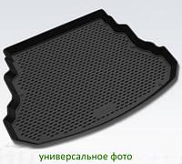 Коврик в багажник для Hyundai Solaris 2017-> сед. 1 шт. (полиуретан)  ELEMENT2065B10