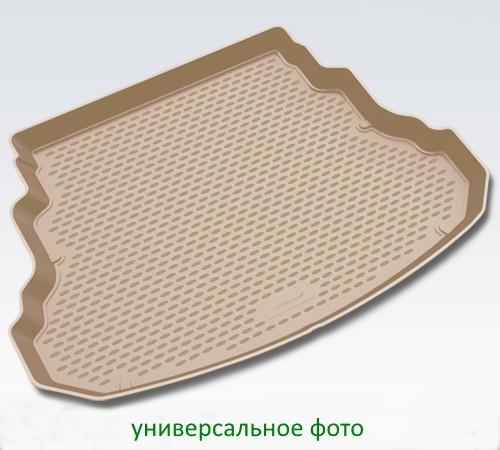 Коврик в багажник для Infiniti QX56 2010-2013/QX80 2013-> внед.кор. (полиуретан бежевый)  999TLSZ62BG