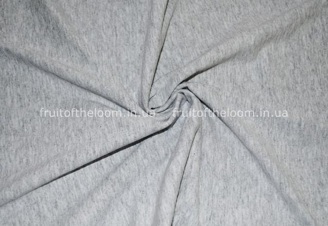 Серо-лиловая женская лёгкая футболка