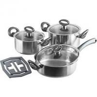 Набор индукционной посуды (7 пр.) Vinzer Delight 89022