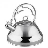 Чайник индукционный со свистком ( 2.6 л.) Vinzer Premier 89006